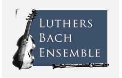 Luthers Bach Ensemble Logo